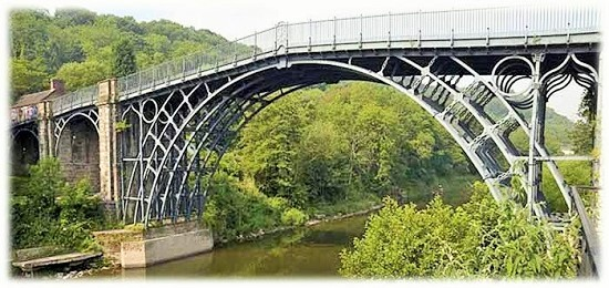 Visit to Ironbridge