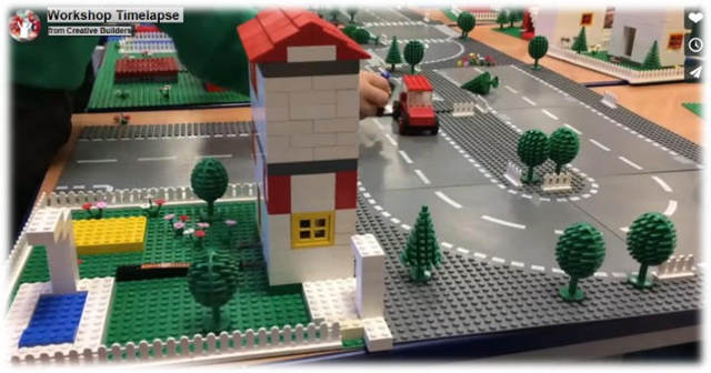 Electrocity Lego Workshop @ The  Scout Centre | England | United Kingdom