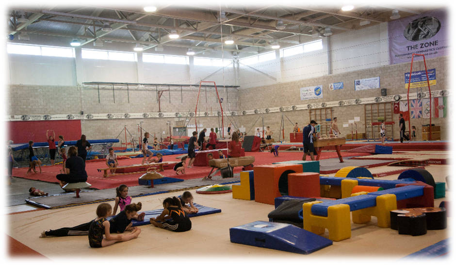 Kingston Gymnastics & Trampoline Sessions @ Kingston Gymnastics Centre | Kingston | England | United Kingdom
